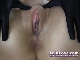 Lelu Love-Gloves Choker Boots Cheating Creampie (Pt. 2)
