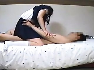 Asian college girl fucked hardcore
