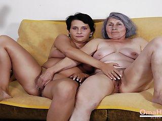 OmaHoteL Mature Photo Documentation of Ladies
