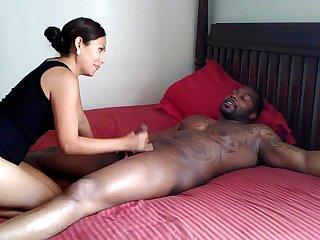 Latina voluptuous slut heart-stopping xxx video