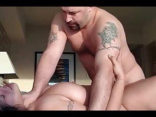 Hard Fuck Sex With Curvy MILF