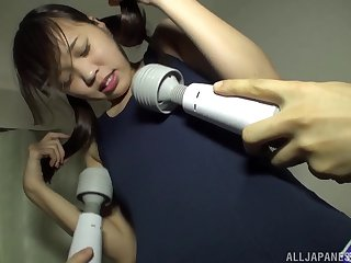 Marvelous Japanese hard sex with facial in the end