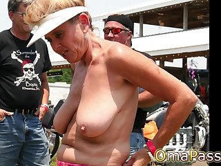 OmaPasS Homemade Sex Granny Shooting Compilation