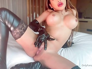 CJ Miles: Leather Boots And Gloves - Homemade Sex